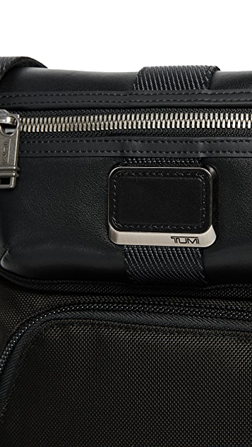 Tumi Alpha Bravo Barton Cross Body Bag