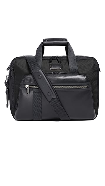 Tumi Mountain 3 Way Briefcase