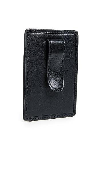 Tumi Alpha Money Clip Card Case