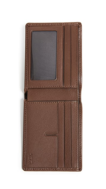 Tumi Nassau Double Billfold Wallet