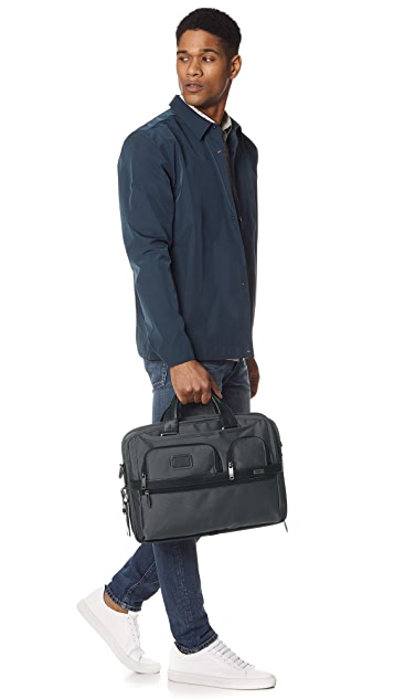 Tumi Alpha 2 T-Pass Slim Briefcase