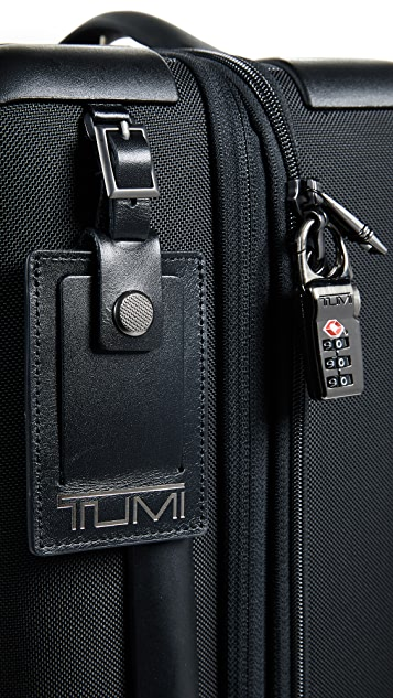Tumi Alpha 2 Continental Carry On Suitcase