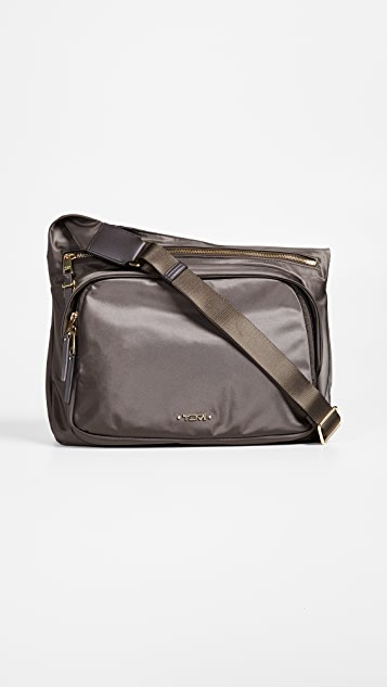 Tumi Siam Cross Body Bag - Mink