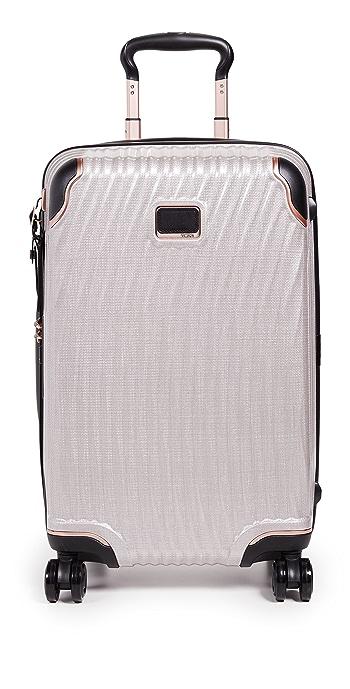 Tumi International Carry On Suitcase - Blush