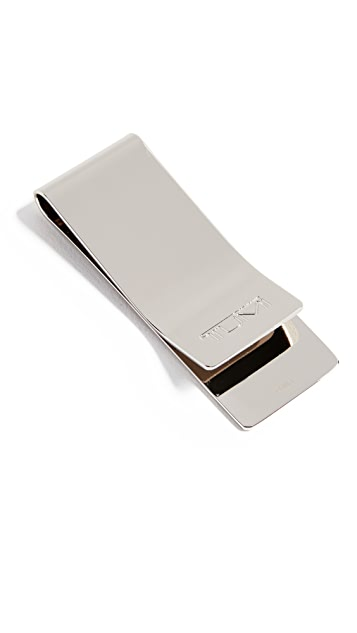 Tumi Ballistic Etched Money Clip