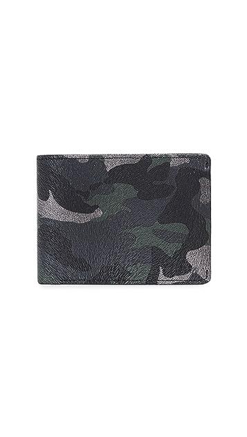 Tumi Nassau Double Billfold Wallet
