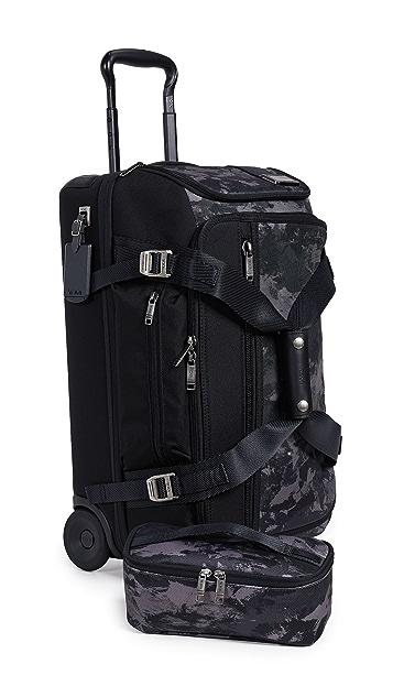 TUMI Merge Wheeled Duffel Carry On Suitcase