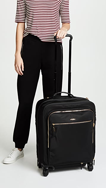 Tumi Voyageur Tres Leger Continental Carry On Bag