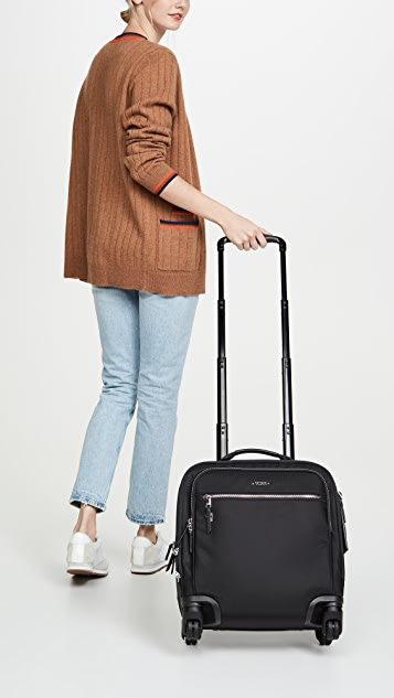 Tumi Voyageur Osona Compact Carry On Suitcase
