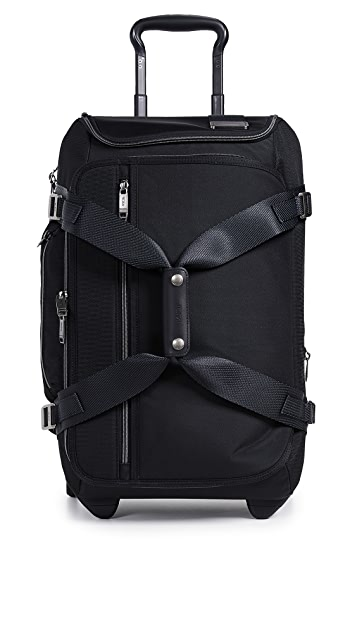Tumi Merge 有轮圆筒形便携行李箱