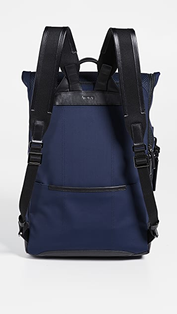 Tumi Harrison Oak Roll Top Backpack