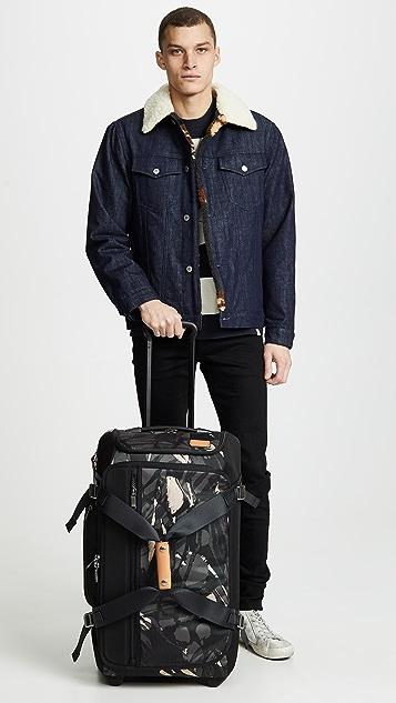 Tumi Merged Wheeled Duffel Carry On Suitcase