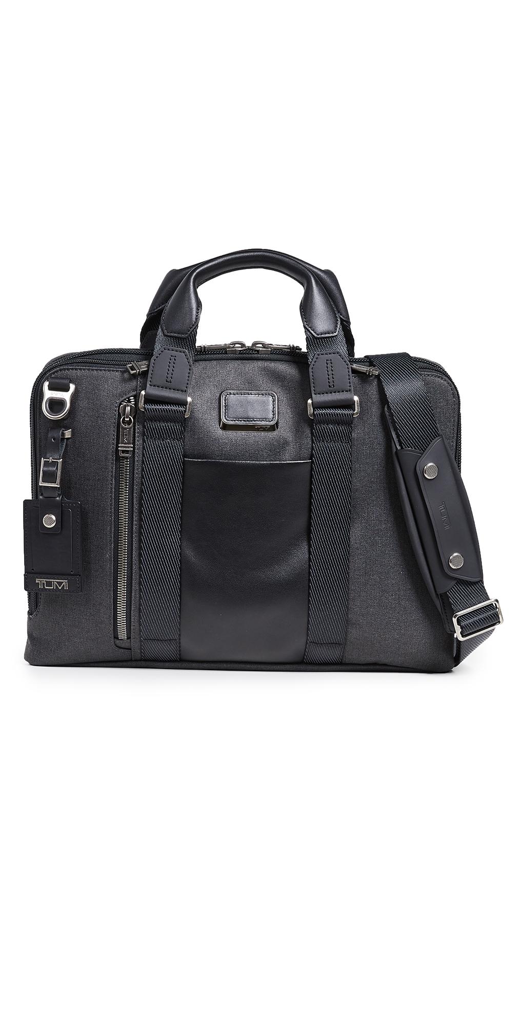 Tumi Alpha Bravo Aviano Slim Briefcase