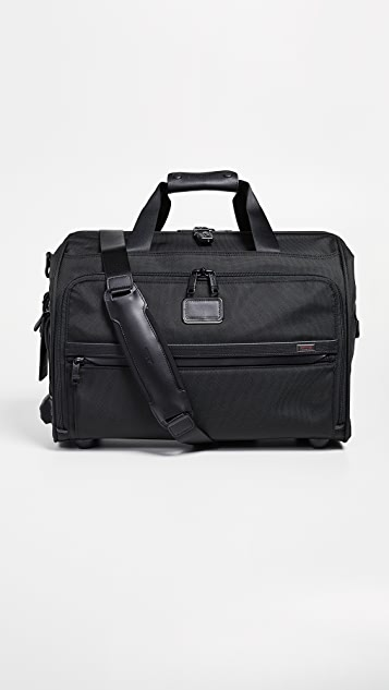 Tumi Alpha Framed Soft Duffel