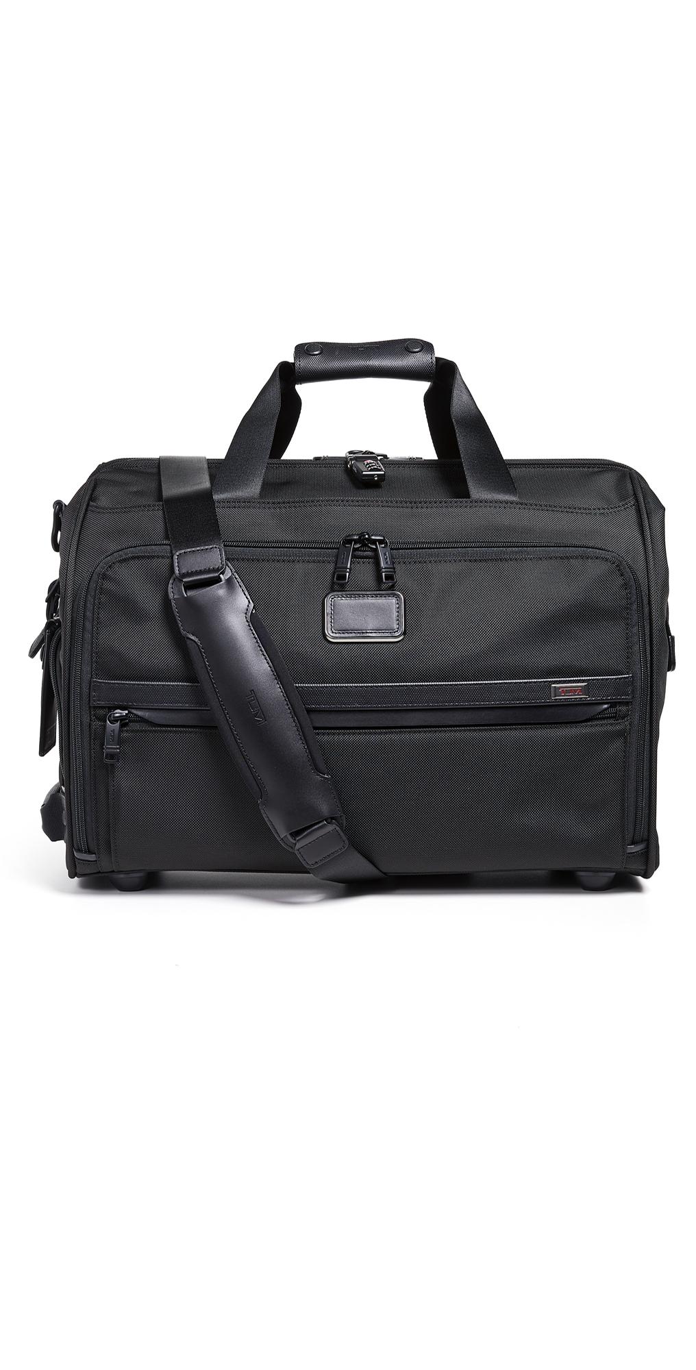 Tumi Alpha Framed Soft Duffle Bag
