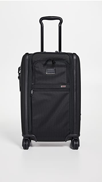 Tumi Alpha International Dual Access 4 Wheel Carry On