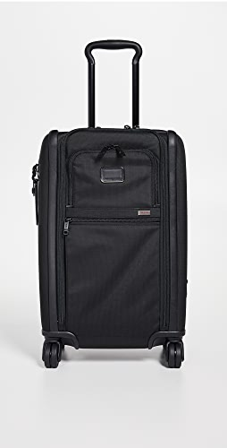 Tumi - Alpha International Dual Access 4 Wheel Carry On Suitcase