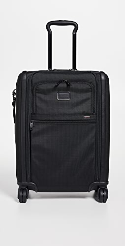 TUMI - Alpha Continental Dual Access 4 Wheel Carry On Suitcase