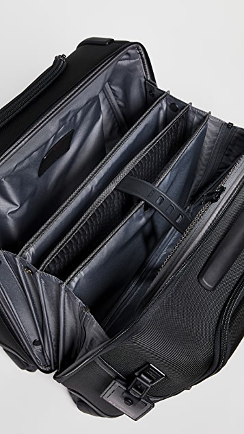 Tumi Alpha Compact 4 Wheel Briefcase