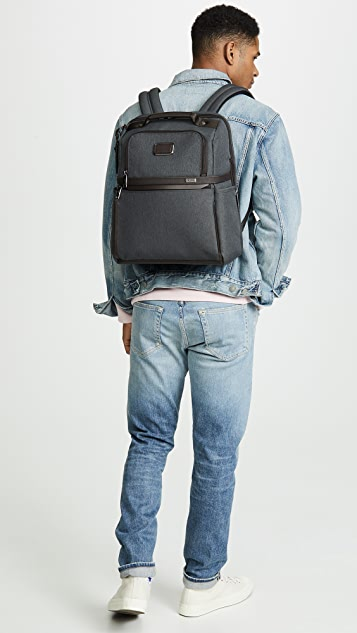 Tumi Alpha Slim Solutions Brief Backpack