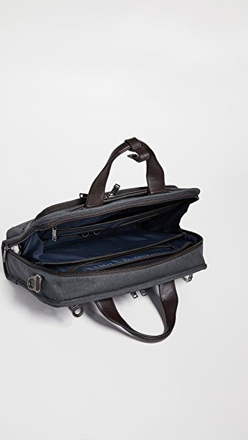 Tumi Alpha Slim Three Way Briefcase