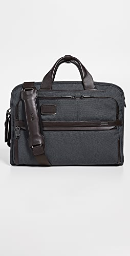 Tumi - Alpha Slim Three Way Briefcase