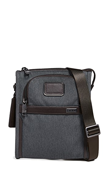 TUMI Alpha Small Pocket Bag