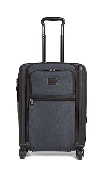 Tumi Alpha Continental Dual Access 4 Wheel Carry On