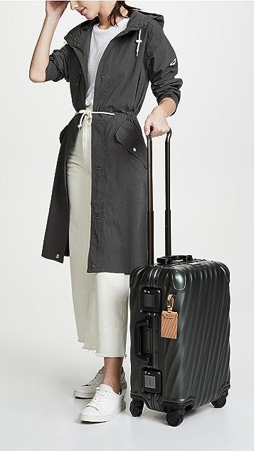 Tumi 19 Degree Aluminium International Carry On Suitcase