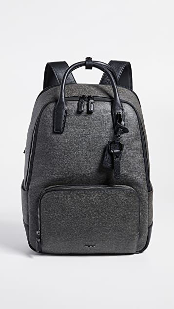 Tumi Stanton Indra Backpack - Earl Grey