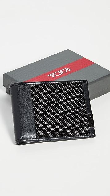 Tumi Alpha Double Billfold Wallet