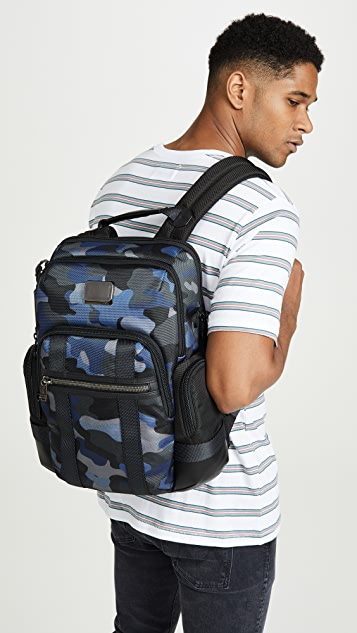 Tumi Alpha Bravo Nathan Backpack