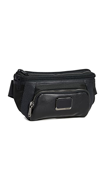 Tumi Alpha Bravo Campbell Utility Pouch