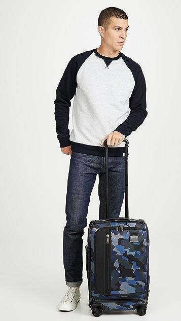 Tumi Merge Expandable Carry On Suitcase