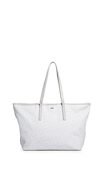 Tumi Повседневная объемная сумка с короткими ручками