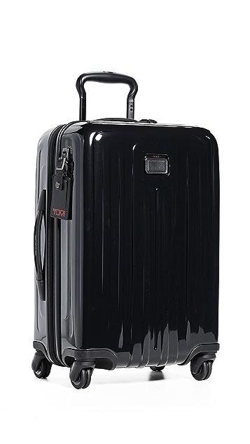 Tumi V4 International Expandable Carry On Suitcase