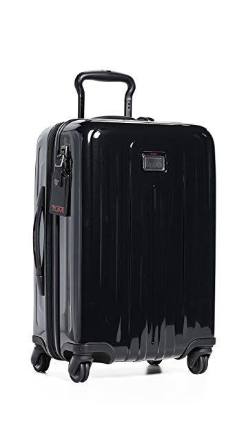 Tumi Расширяющийся дорожный чемодан V4 International
