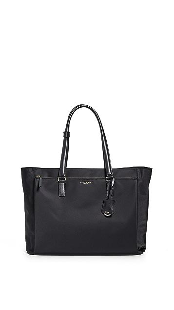 Tumi Bailey 商业风格手提袋