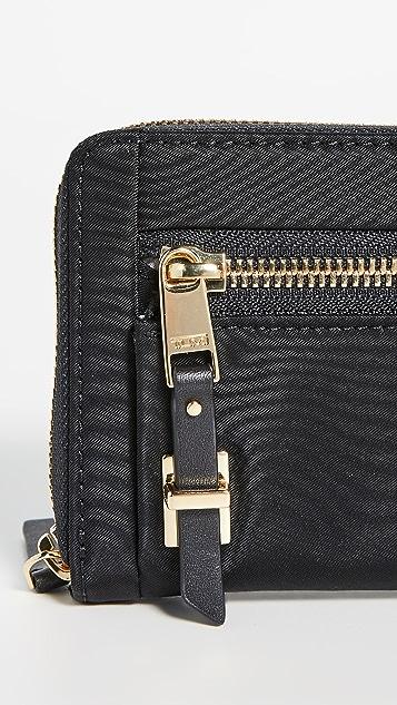 Tumi Zip-Around Continental Wallet