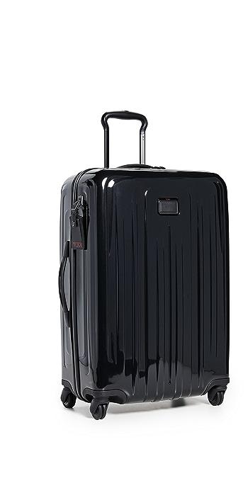 Tumi V4 Short Trip Expandable 4 Wheel Packing Case - Black