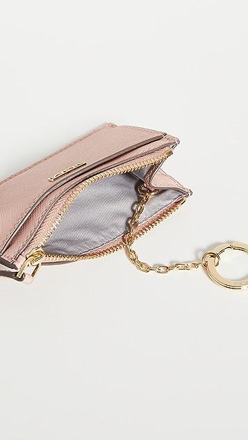 Tumi Belden Zip Card Case