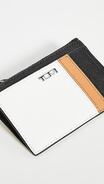 Tumi 拉链卡片包