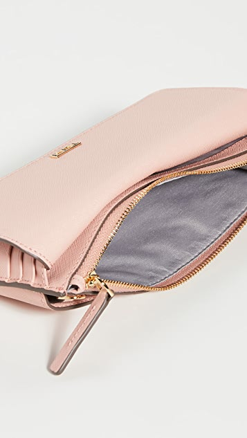 Tumi Wallet Crossbody