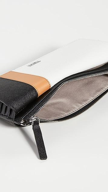 Tumi Wallet Crossbody