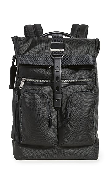 TUMI Alpha Bravo Lance Backpack