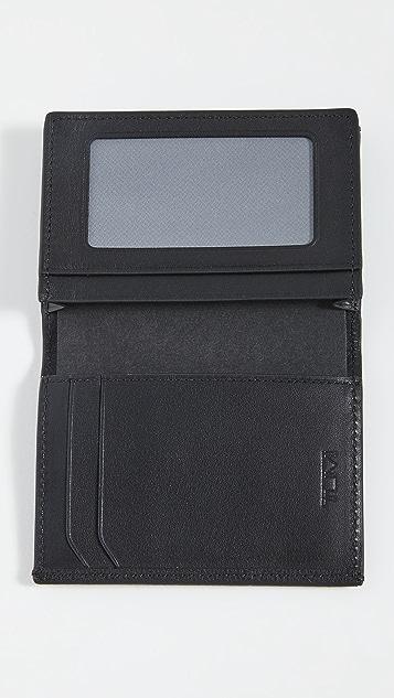 Tumi Nassau SLG Gusseted Card Case