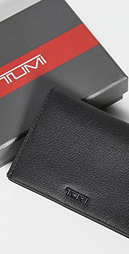 Tumi - Nassau SLG Gusseted Card Case