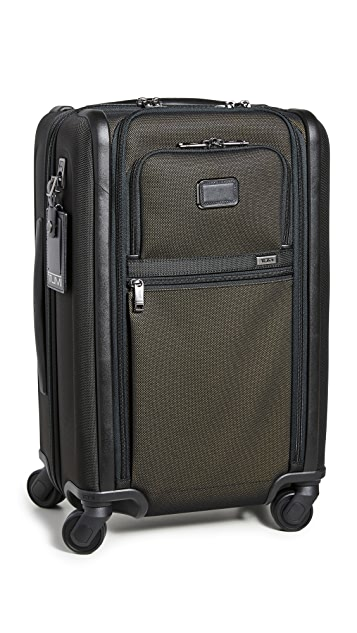 Tumi Alpha International Dual Access Carry On Suitcase