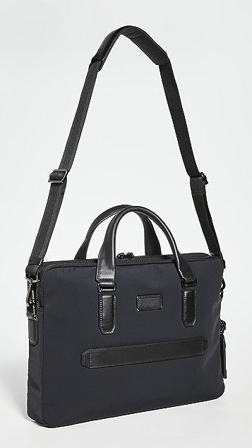 Tumi Harrison Sycamore Slim Briefcase