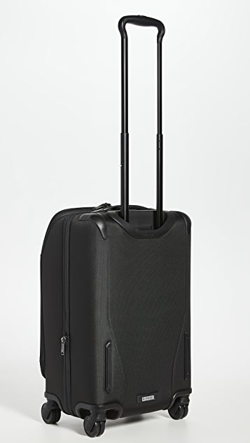 Tumi Merge International Front Lid 4 Wheeled Carry On Suitcase